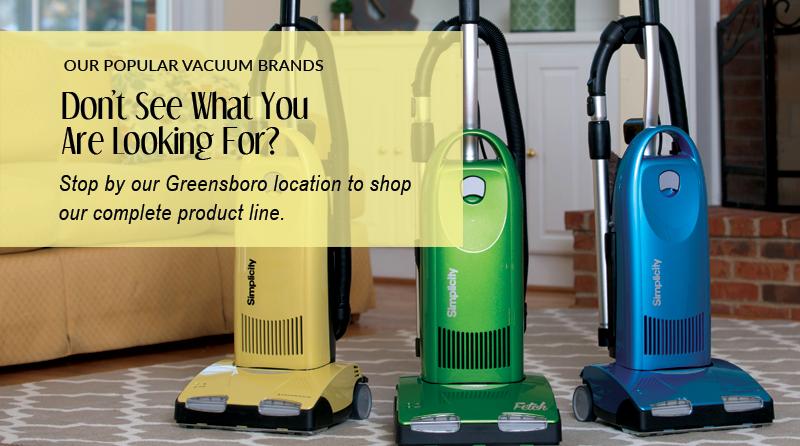 Shop Vacuums The Vacuum Center Triad, Inc.
