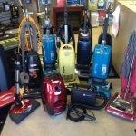The Vacuum Center Triad, Inc. - Our Vacuum Line Up